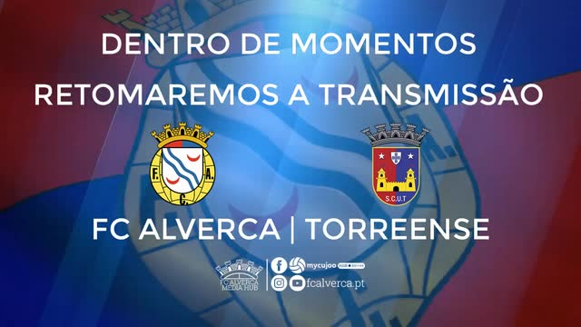 FC Alverca Torreense Match Highlights