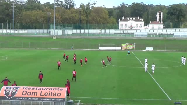 Casa Pia Sacavenense Match Highlights