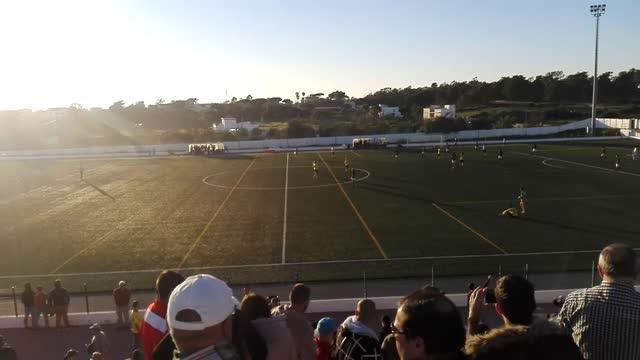 Olhanense Moura AC Match Highlights